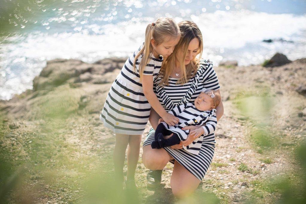 Maman et filles