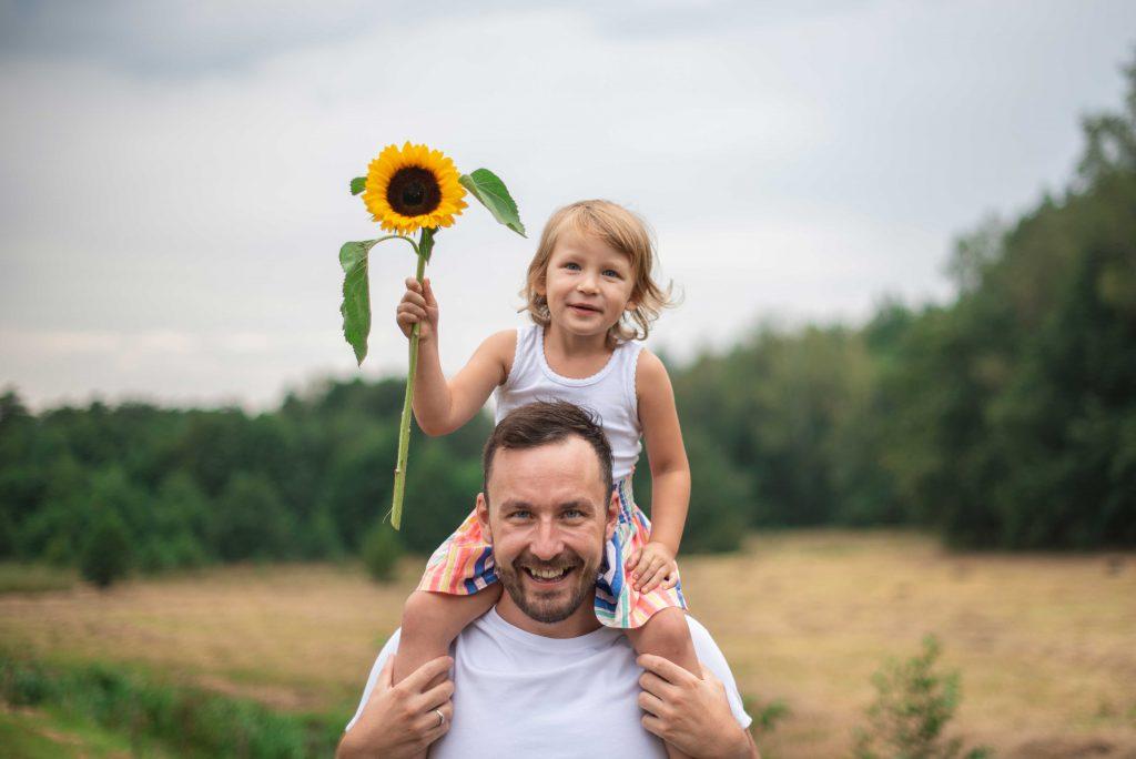 Papa et Fille photographie
