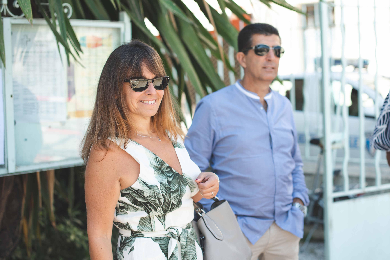 Reportage photo baptême Cannes