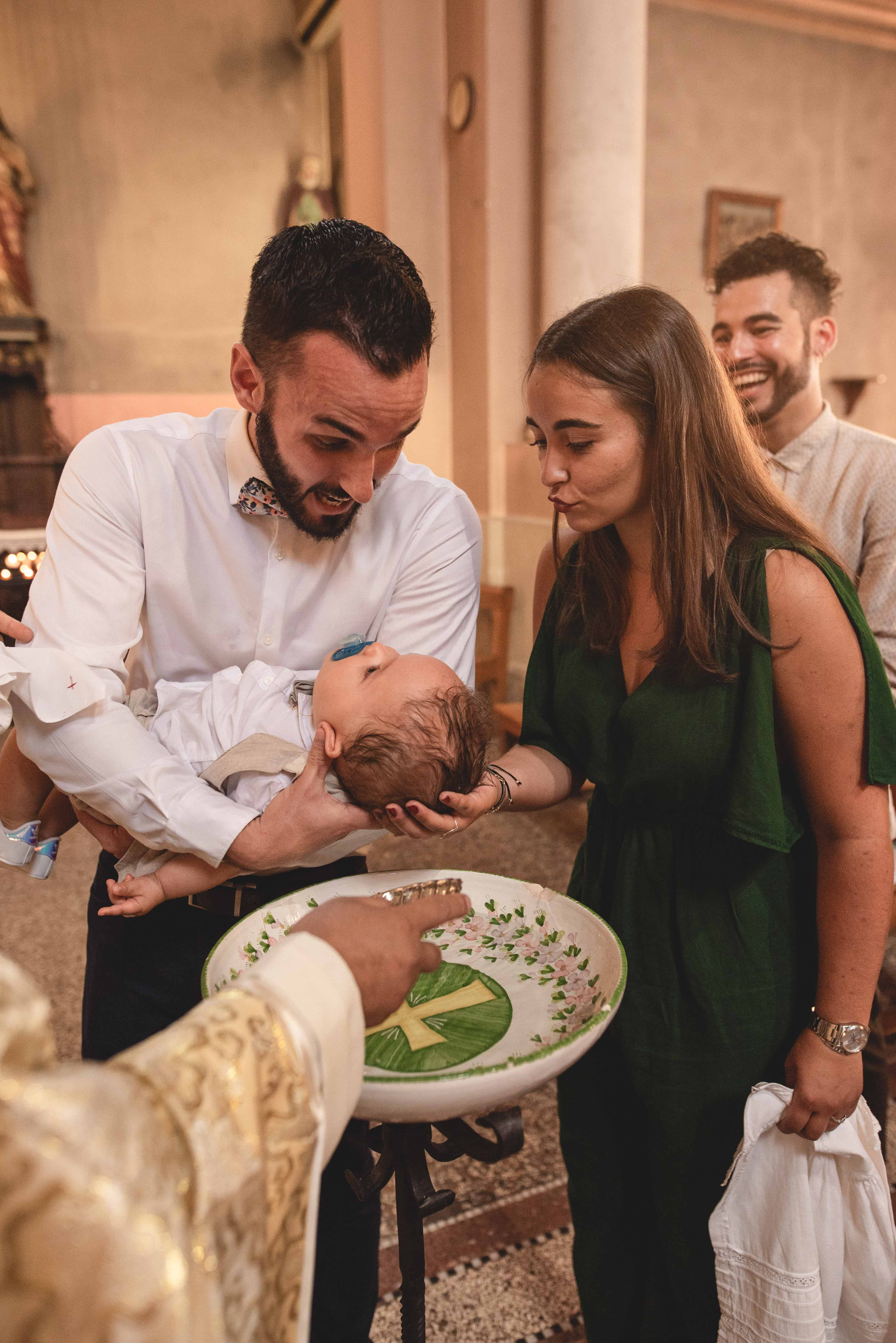 Baptême à Nice photographe