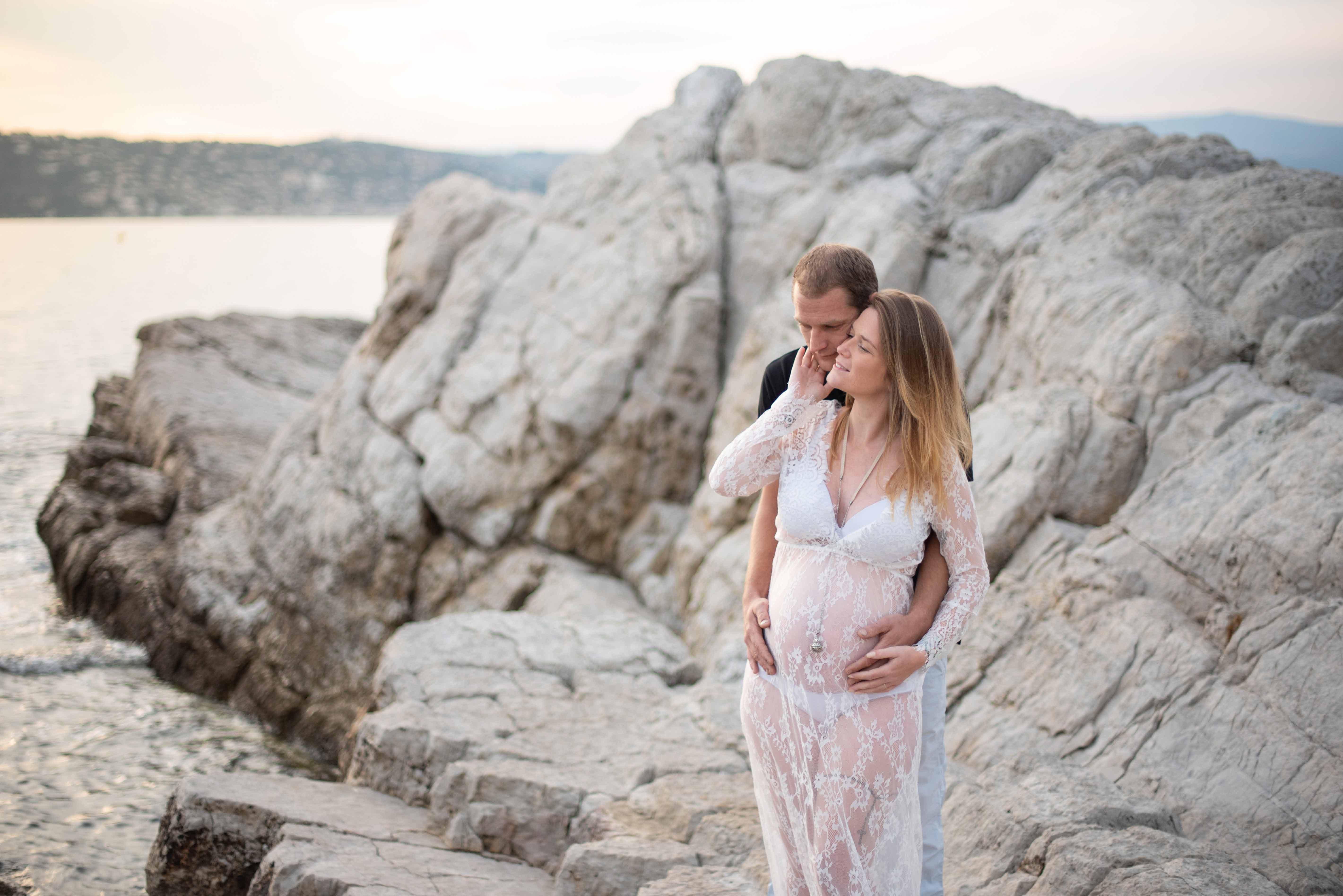 Séance photo de grossesse en couple 06