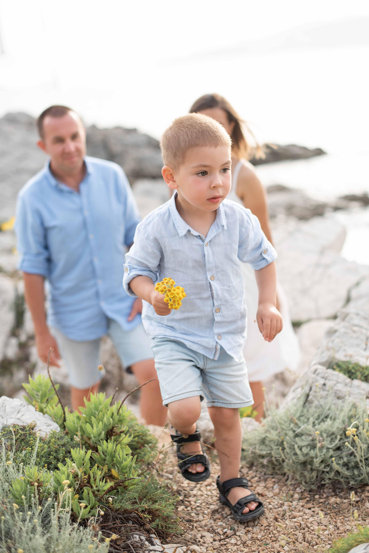 Photographe de famille Côte d'Azur 06