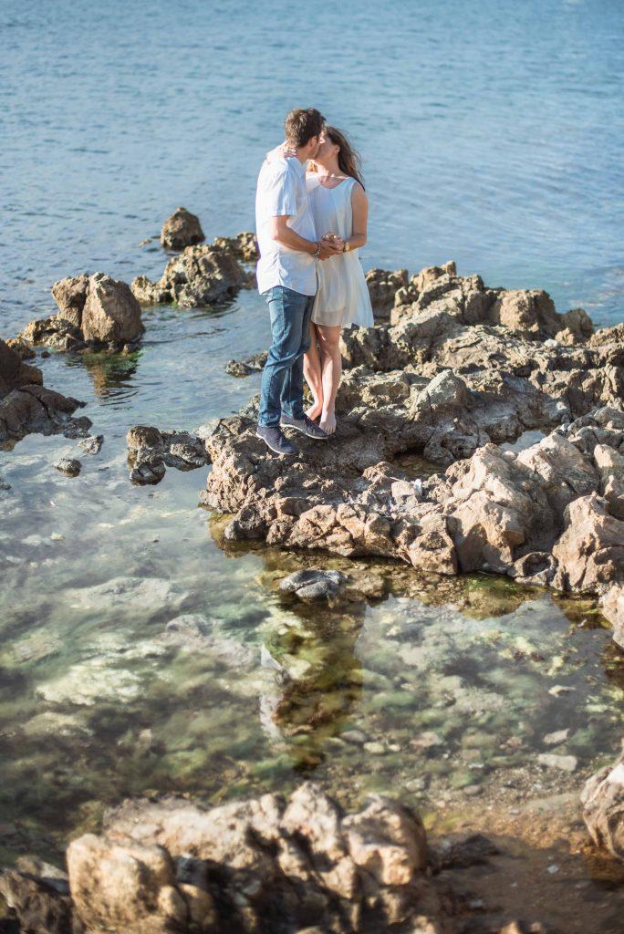 photographe séance de couple Nice