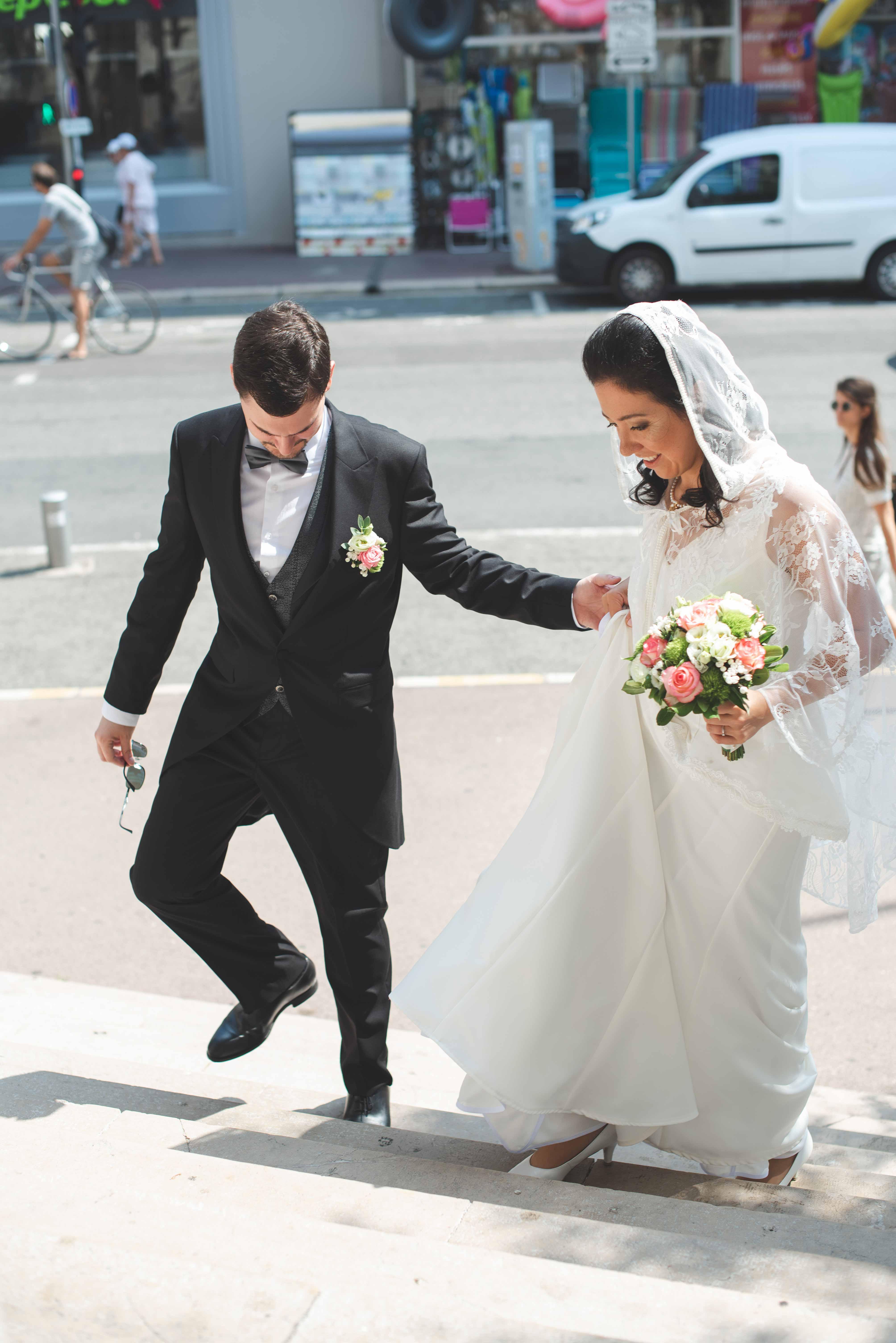 Photographe professionnel de mariage Nice 06