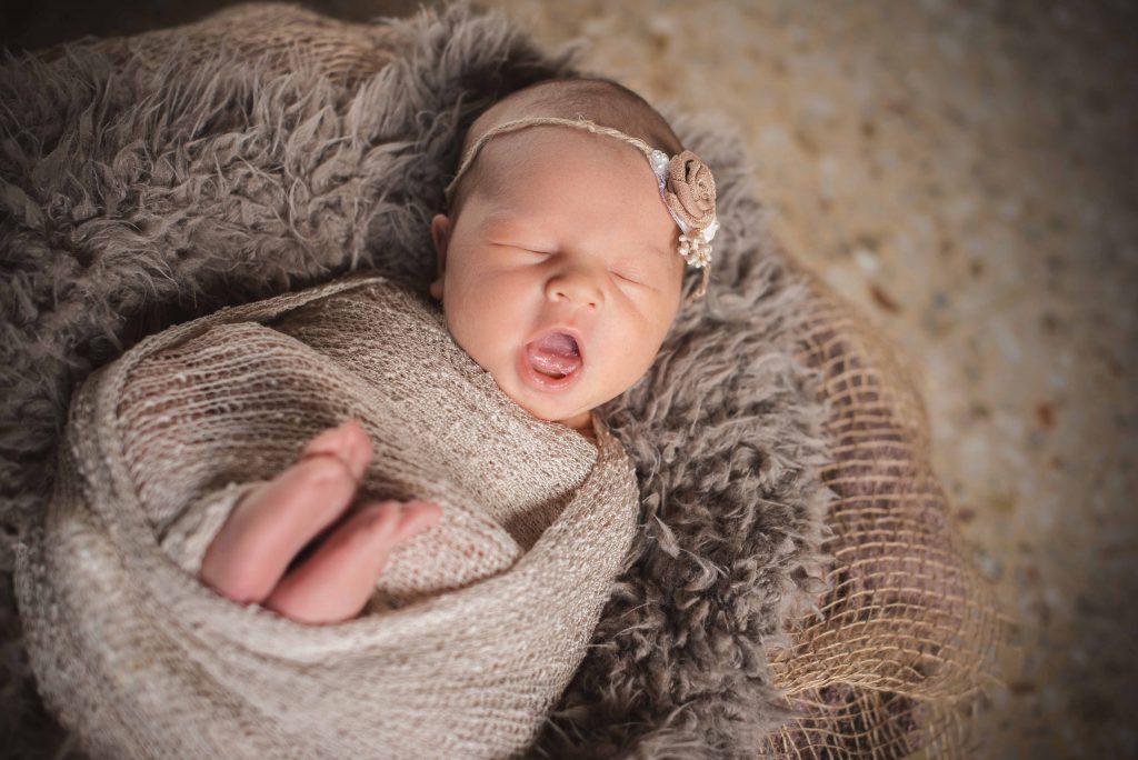 Séance photo de naissance