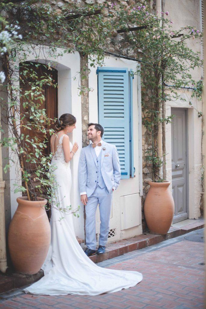 Reportage la cérémonie de mariage Nice 06