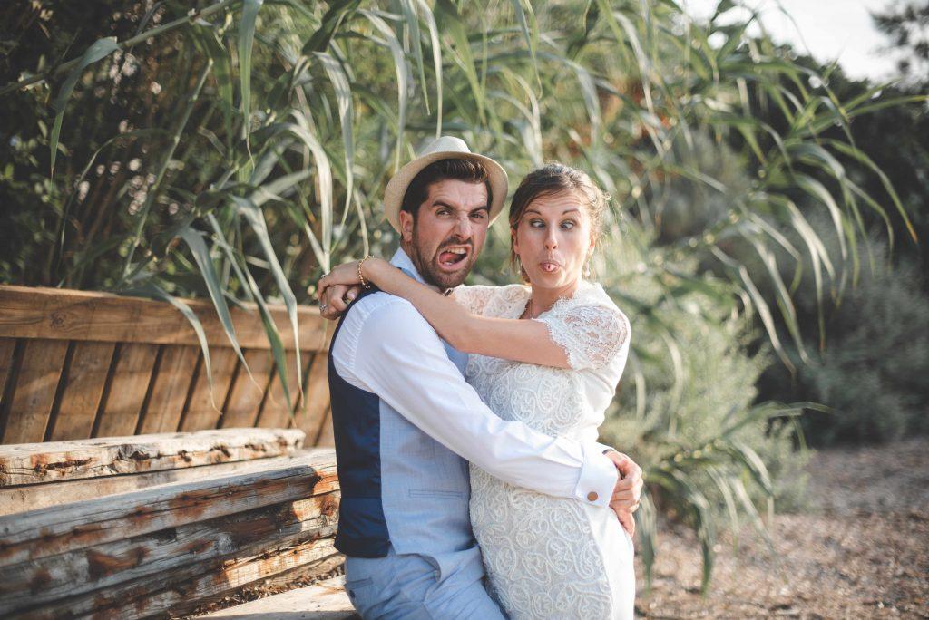 Séance couple après mariage Nice 06