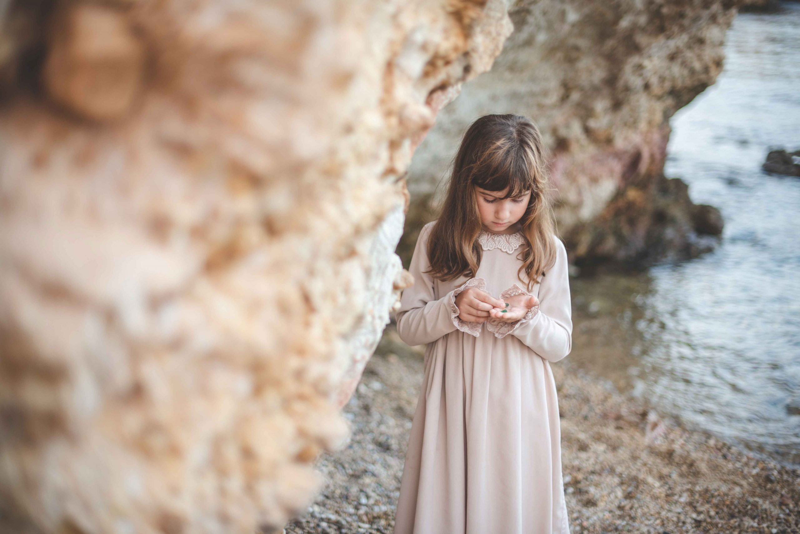 portrait d'une petite fille 06