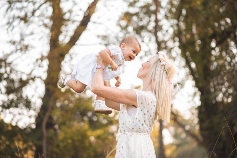 Emmanuëlle & Mennel – séance photo mère-fille