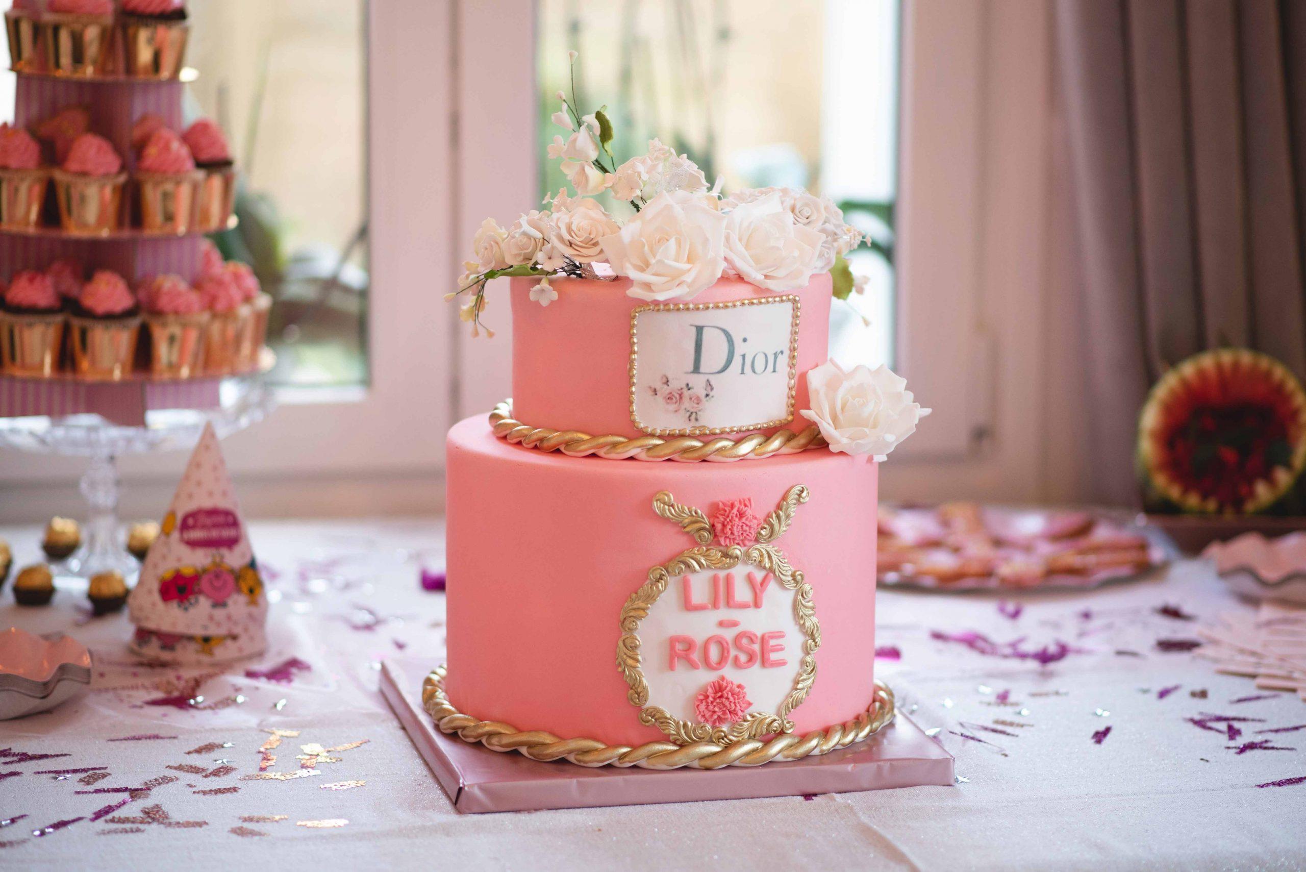Birthday cake Monaco