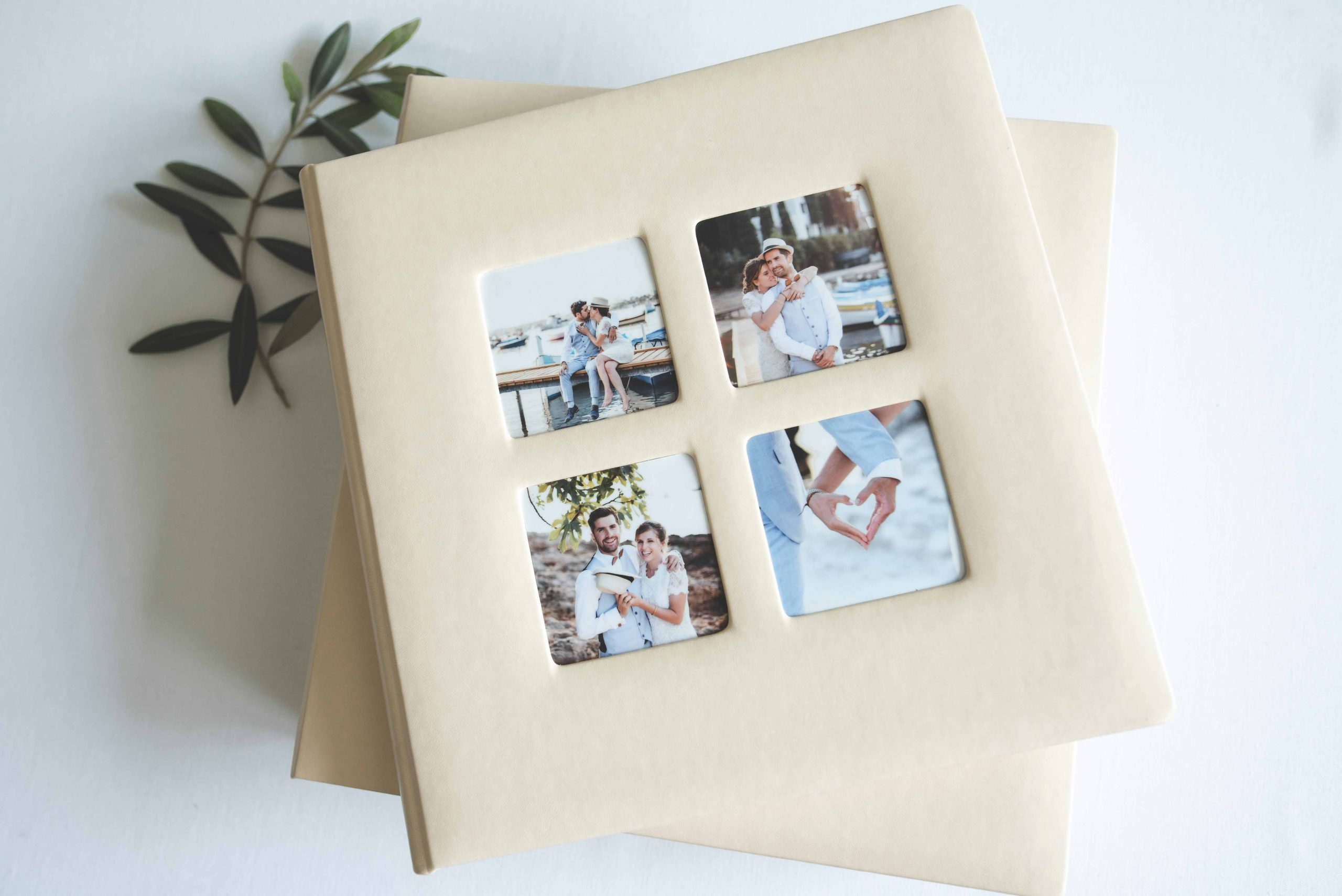 Projet album photo de mariage