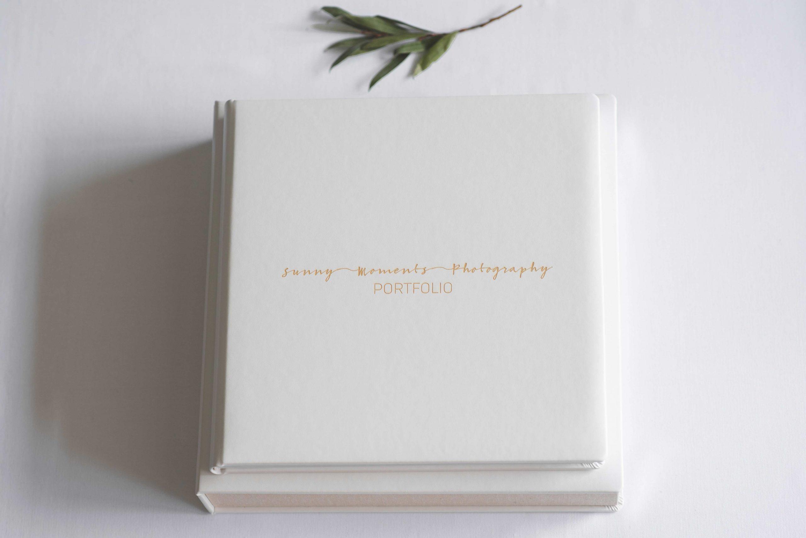Album photo de mariage pages cartonees
