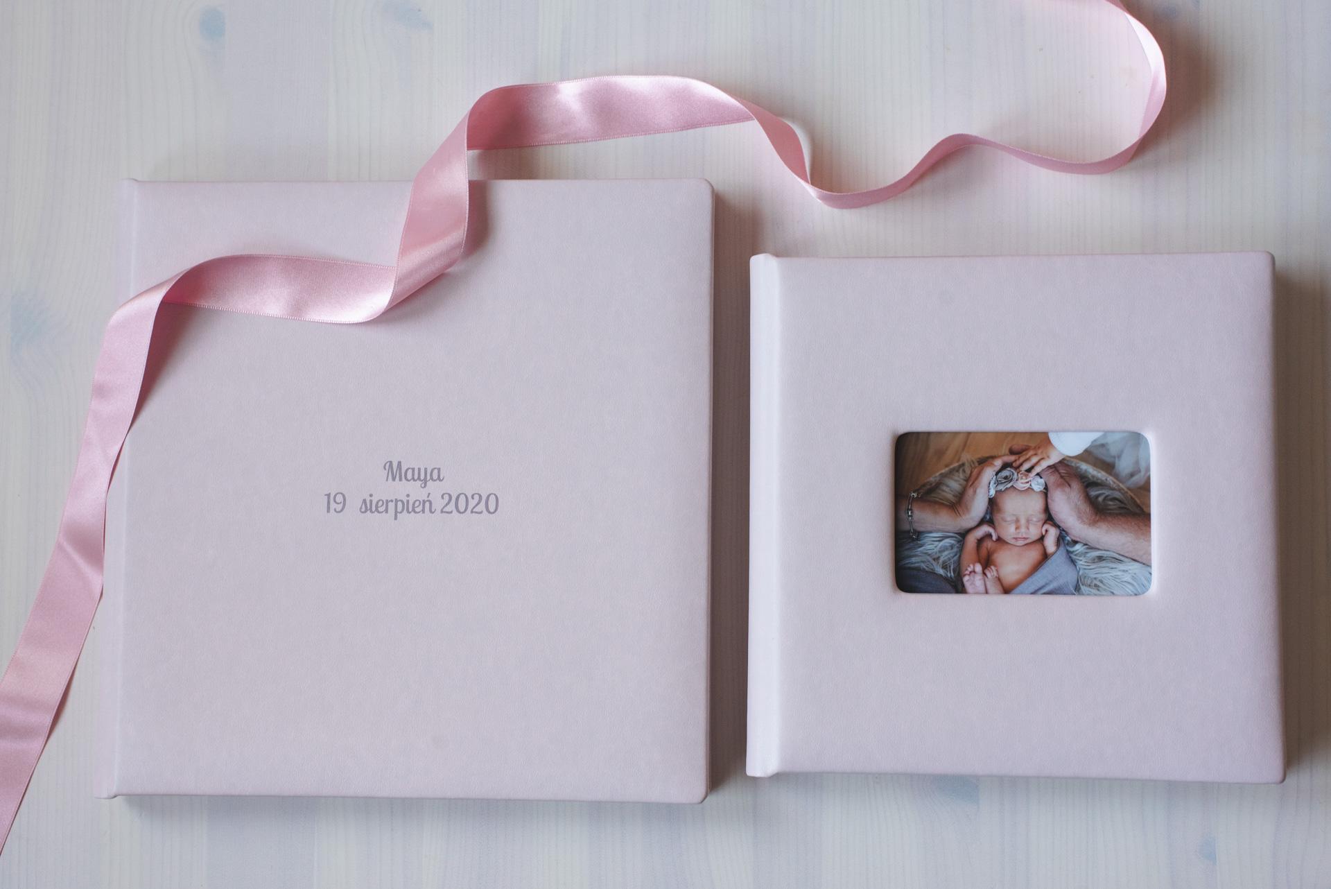 Album photo naissance bébé fille 06