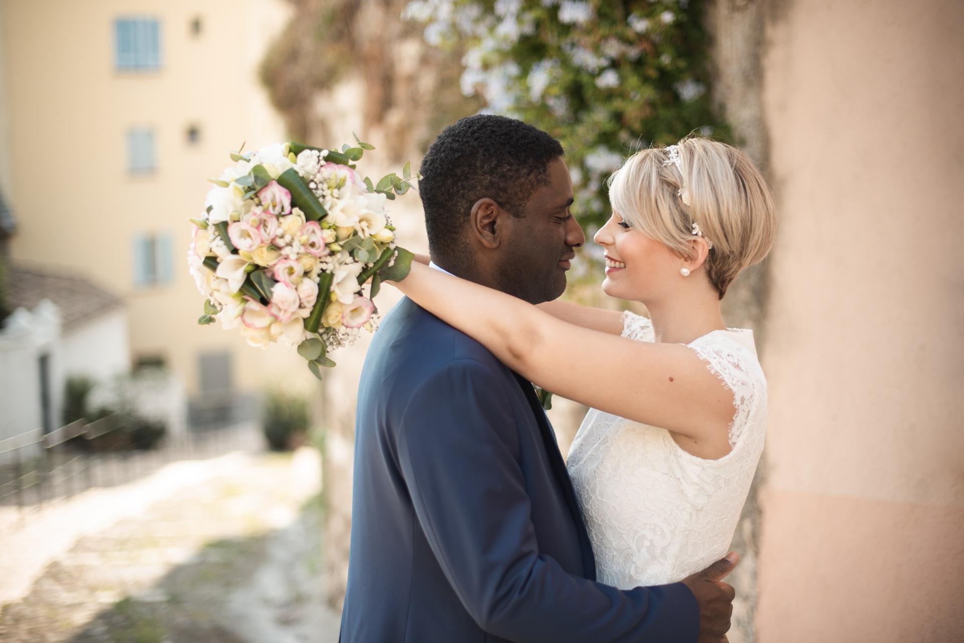 Séance photo de mariage Cagnes-sur-Mer