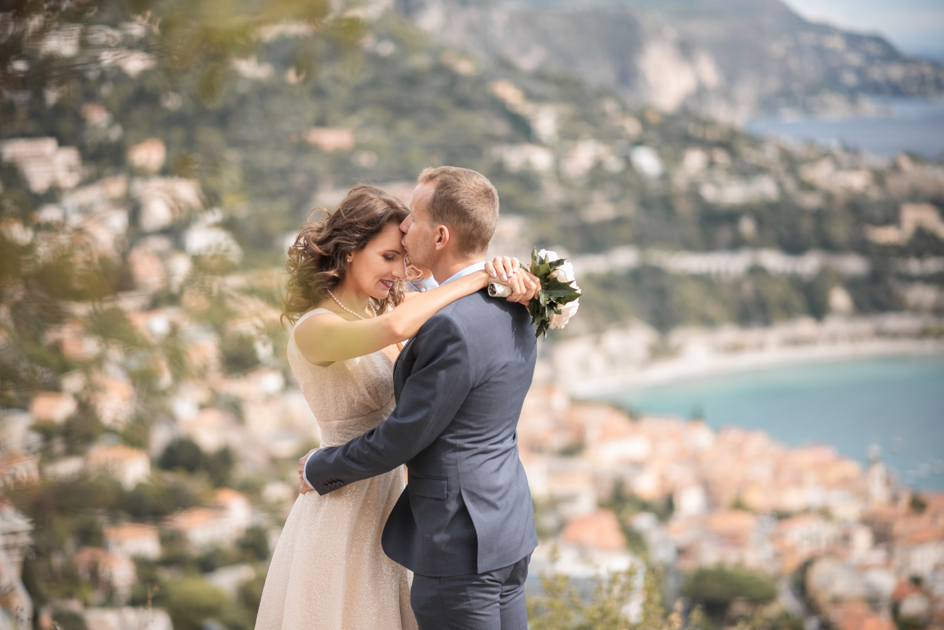 Reportage photo de mariage Monaco