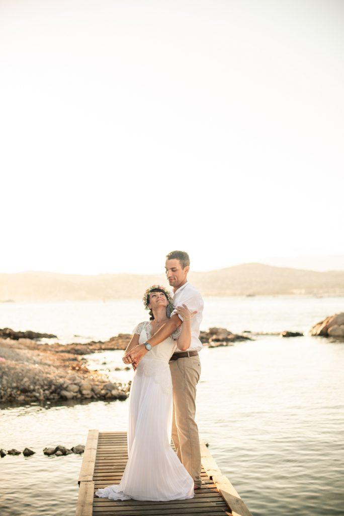 Photographe de mariage Antibes